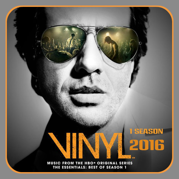 ost - VA - VINYL: Music from the HBO - 2016